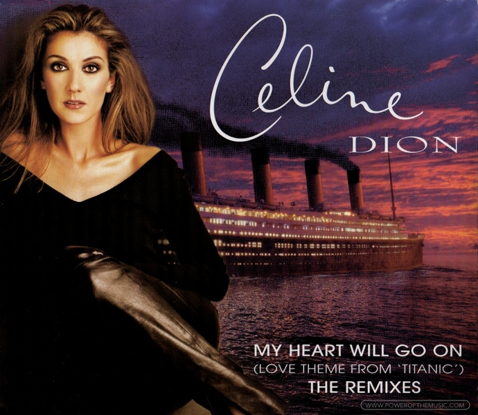 Download Celine Dion My Heart Will Go On: My Heart Will Go On (Tony Moran Club Mix